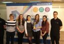 Four students from Kineton High School win 'Contribution to Business' award